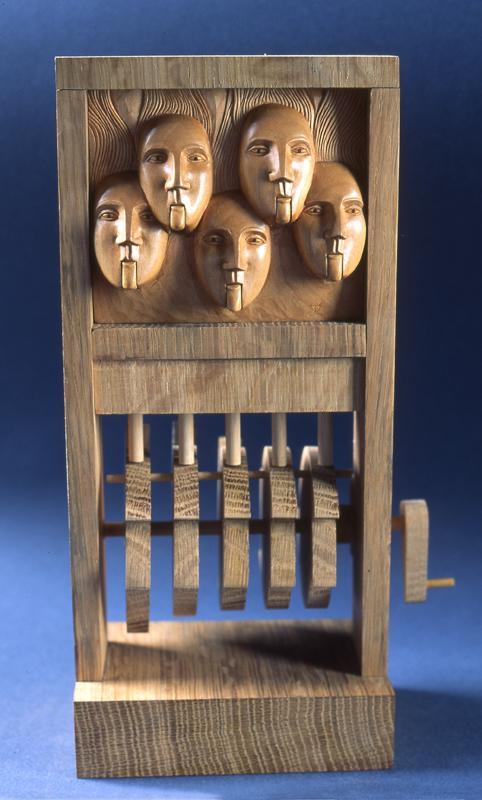 Five Heads a Talking