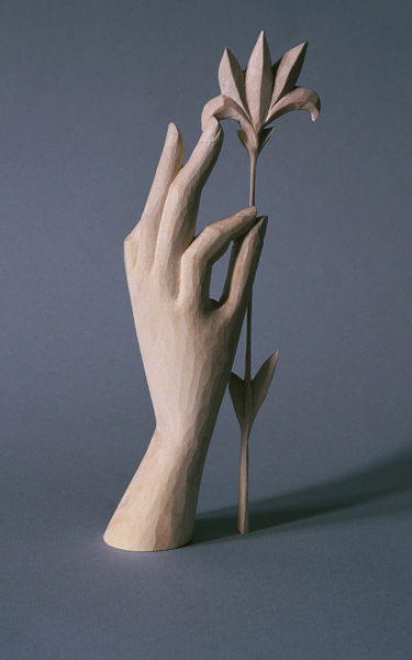 Memorial Hand - (after Cocteau)