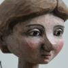 A Czech style rod marionette boy.